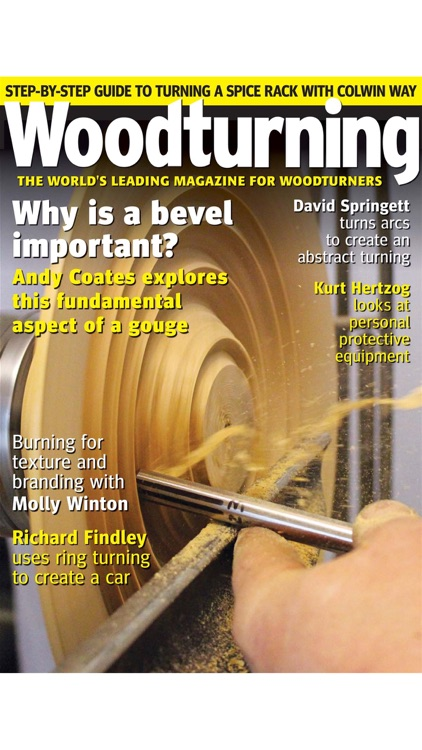 Woodturning Magazine screenshot-3