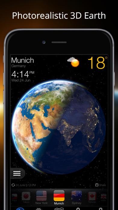 Прогноз погоды - Weather Now° Скриншоты4