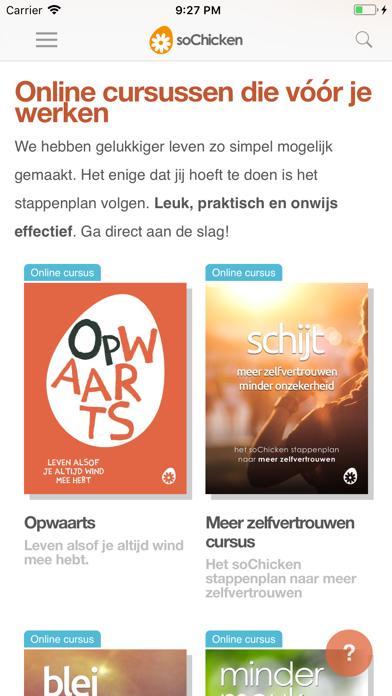 soChicken iPhone app afbeelding 3