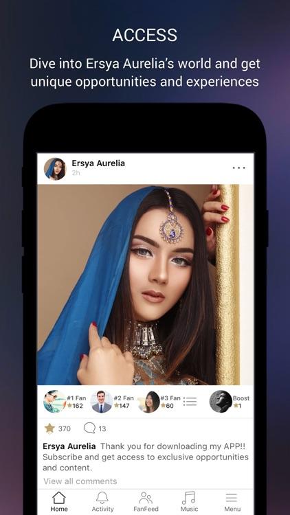 Ersya Aurelia Official App