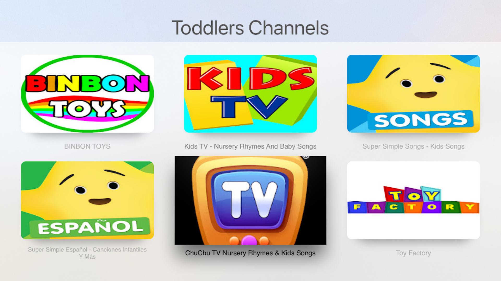 Kids Tube -Learn and Play screenshot 4