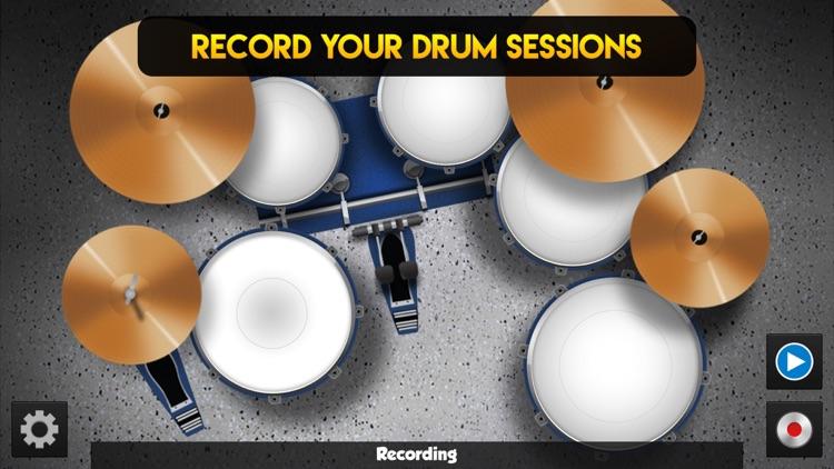 Drum Set Pro HD screenshot-3