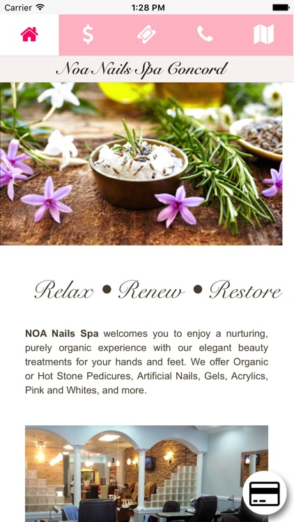 Noa Nail Spa by Trung Le