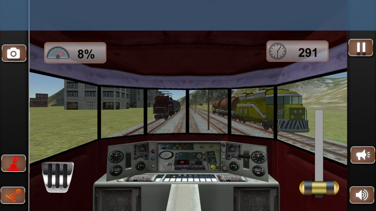 Modern City train 2018 screenshot-3