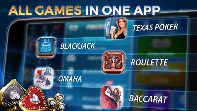Texas Holdem Poker - Pokerist screenshot-4