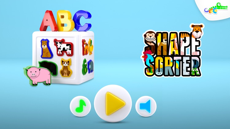 Shape Sorter - Early Learning