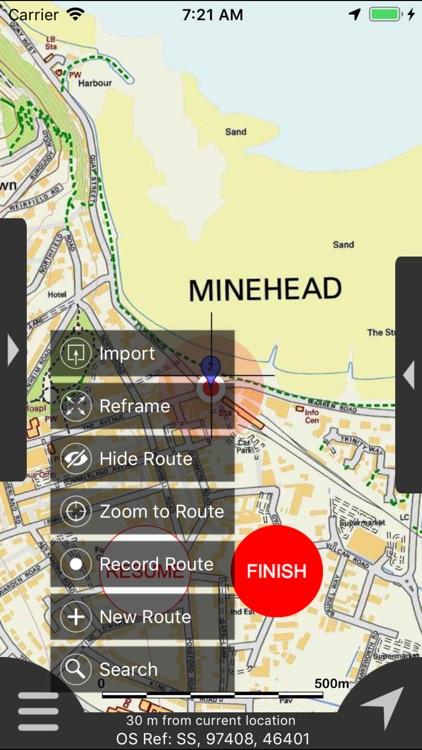 Exmoor Maps Offline screenshot-8