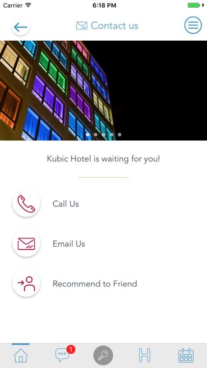 Kubic Athens Hotel screenshot-3
