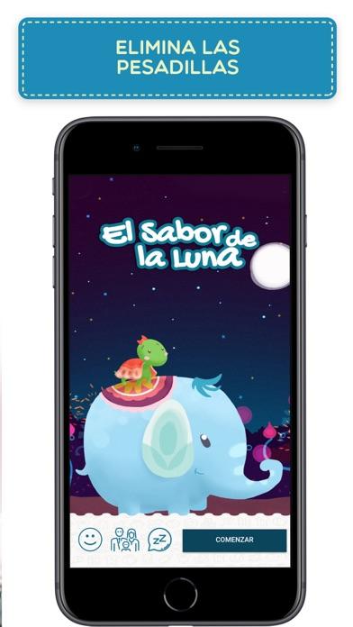 Screenshot for Storybook: Masajes y Cuentos in Mexico App Store
