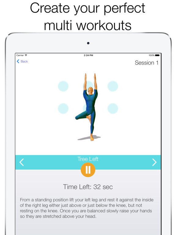 5 Minute Home Workout-ipad-3
