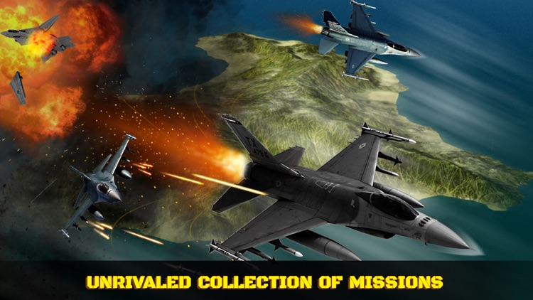 Wings in Sky War screenshot-4