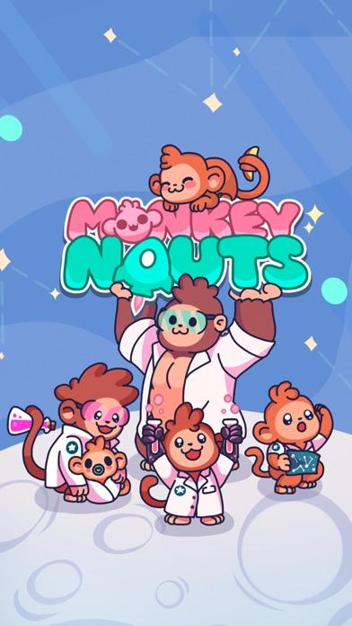 Monkeynauts: Merge Monkeys! screenshot #1