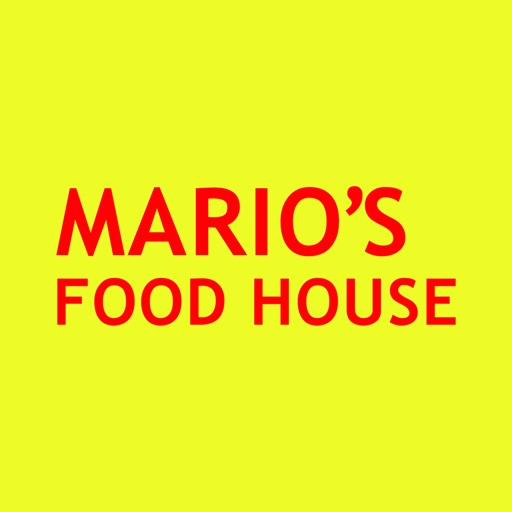 Marios Food House