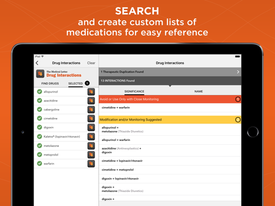 Drug Interactions with Updates screenshot 11