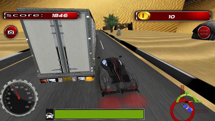 Real Speed Car Racing Thriller screenshot-3