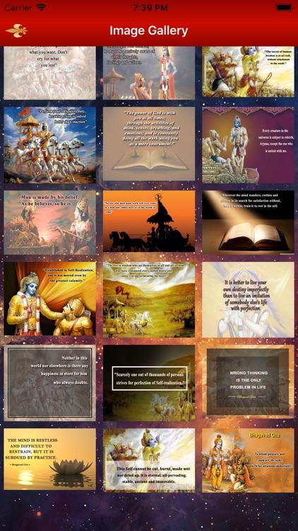 Bhagavad Gita With Video screenshot-7
