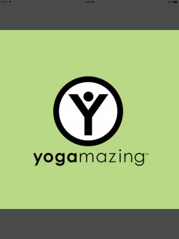 YOGAmazing - Yoga Video App screenshot