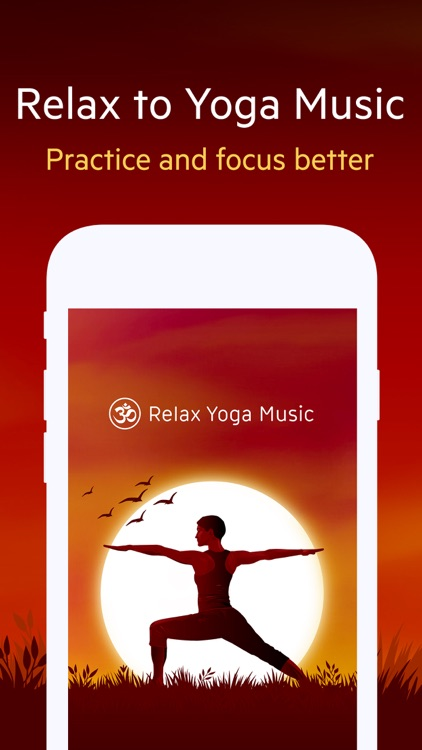 Relax Yoga Music: Relaxing Sounds Studio & Breathe