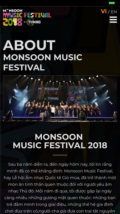 Monsoon Music Festival