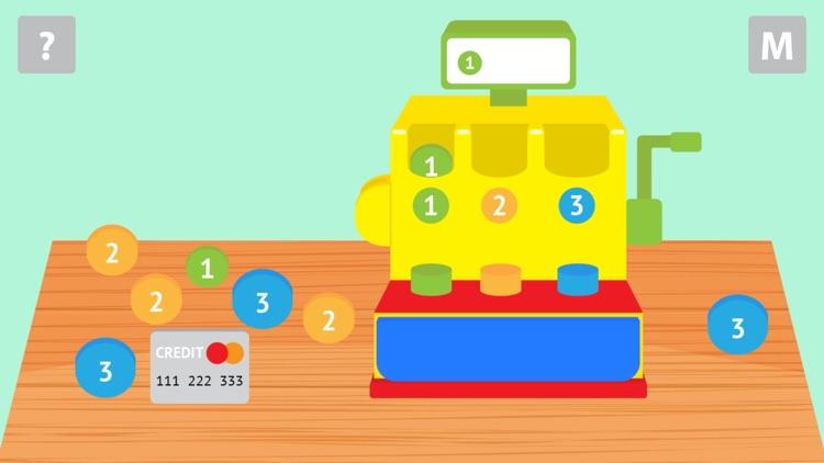 Toddler Cash Register