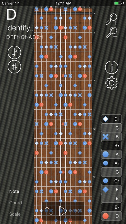 FretBoard - Chords & Scales screenshot-4
