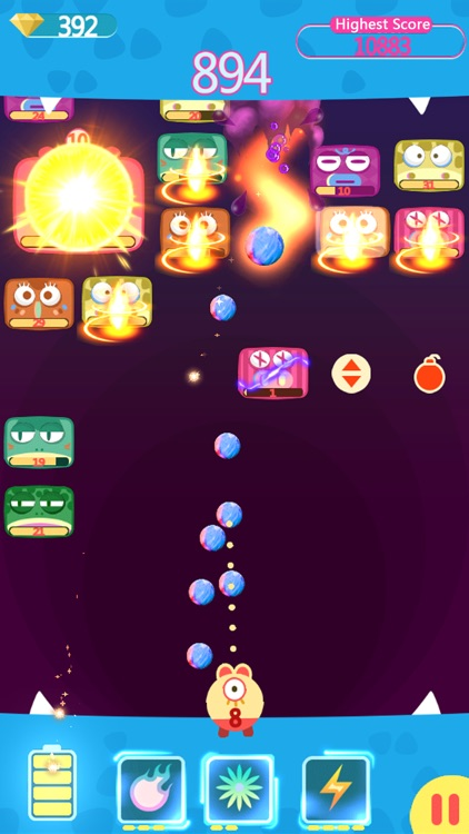 MonsterBouncing screenshot-0