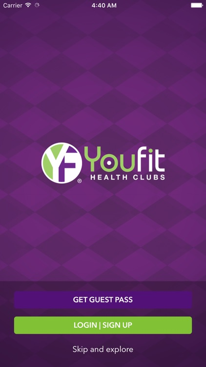 Youfit screenshot-0
