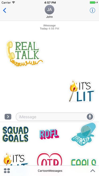 Cartoon Messages