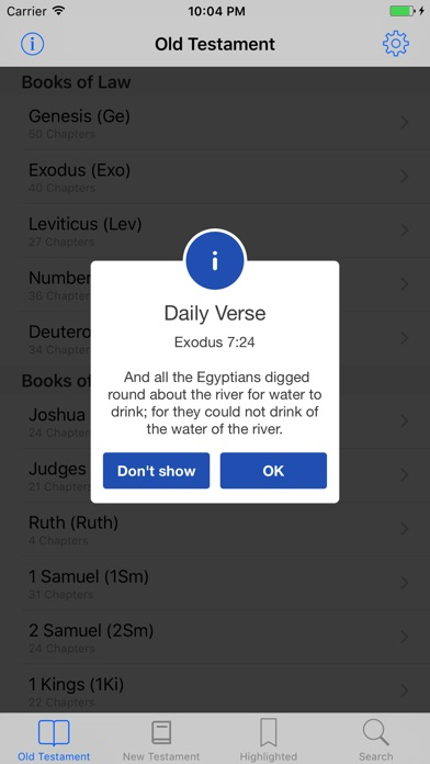 Kjv Holy Bible review screenshots