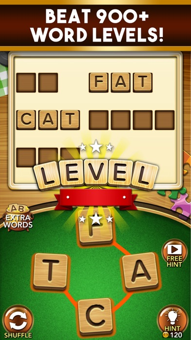 Word Collect: Word Puzzle Game screenshot 2