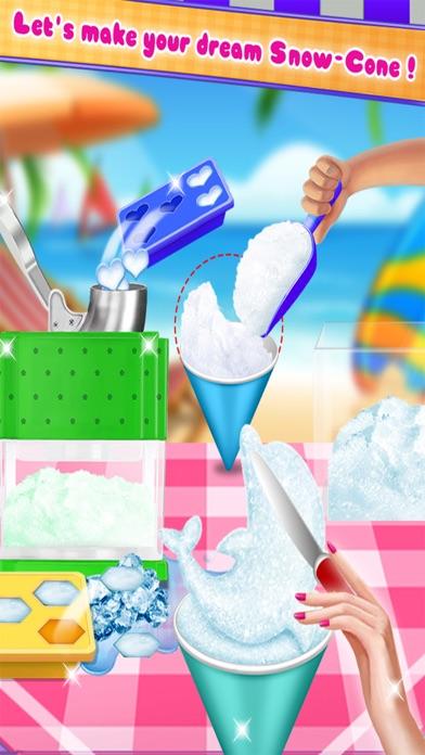 Lecker! Snow Cone MakerScreenshot von 2