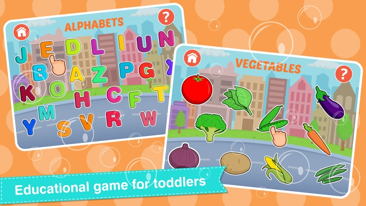 Tabbydo Learn First Words in English for Kids screenshot-4