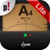 楽器チューナー Lite by Piascore