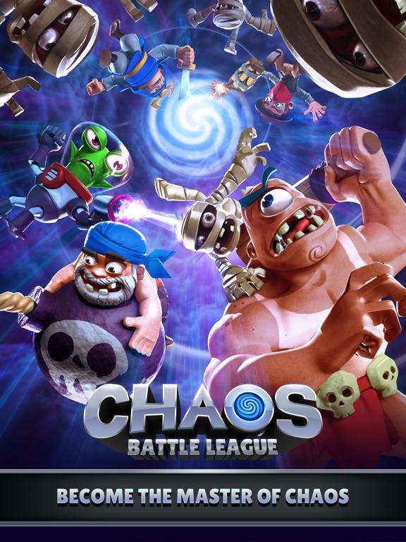 Скачать игру Chaos Battle League