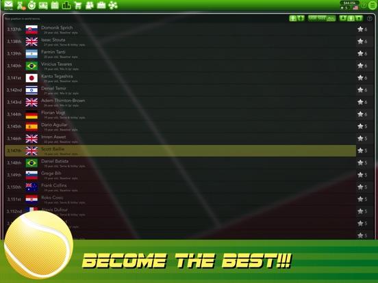 Tennis Superstar screenshot 10