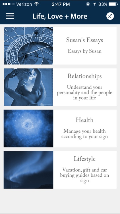 Daily Horoscope Astrology Zone screenshot-4