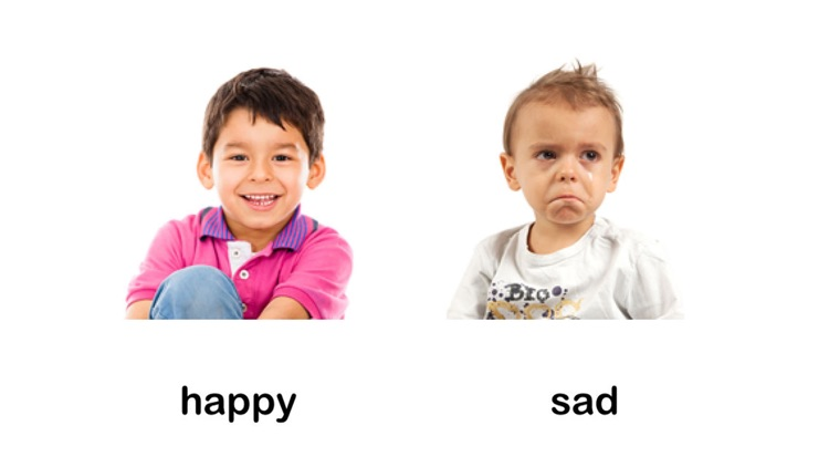 Autism iHelp – Opposites