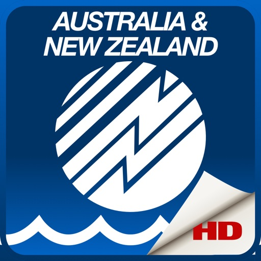 Boating Australia&NZ HD icon