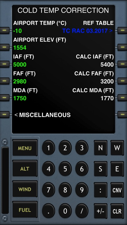 PFMA E6B screenshot-2