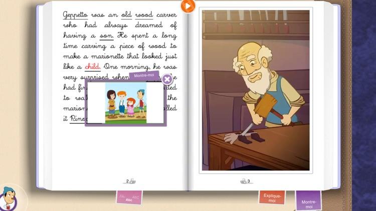 Pinocchio By Chocolapps screenshot-3