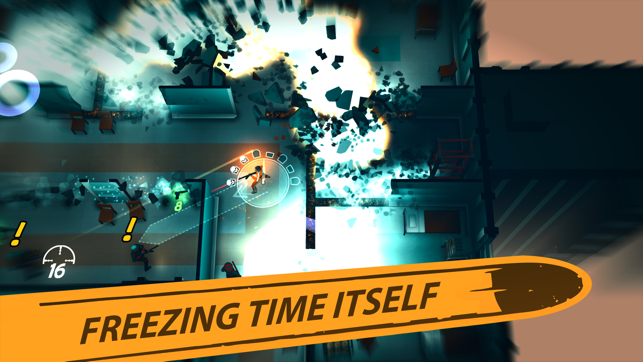 Time Recoil Screenshot