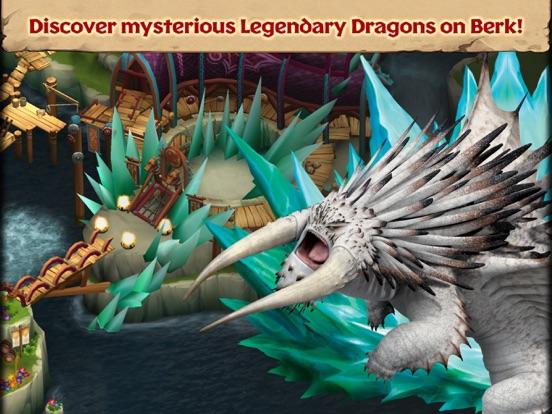Скачать игру Dragons: Rise of Berk