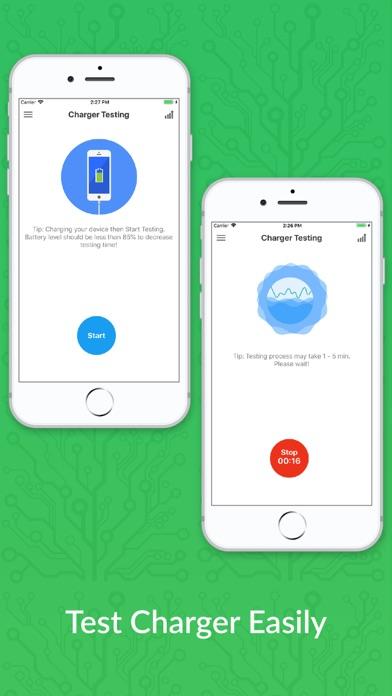 Charger Testing Pro screenshot #1