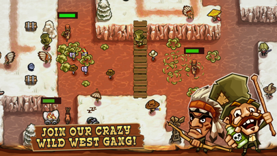 Screenshot #2 pour Guns'n'Glory