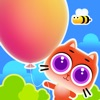 Happy Cat - Sky Fly By Balloon