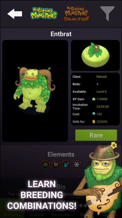 My Singing Monsters Guide By Big Blue Bubble Ios United States