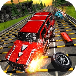 Speed Bump Car Crash Simulator