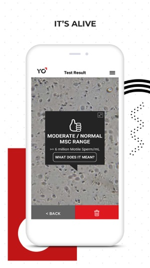 YO Home Sperm Test on the App Store