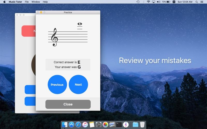视线阅读 Music Tutor (Sight Reading Improver) for Mac