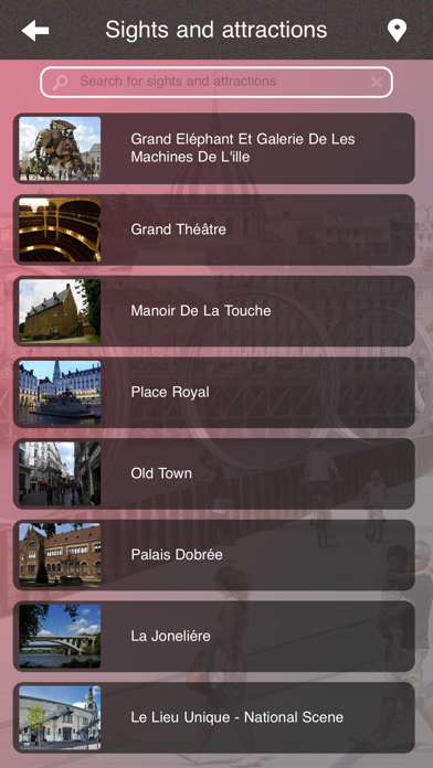 Nantes Tourism screenshot three
